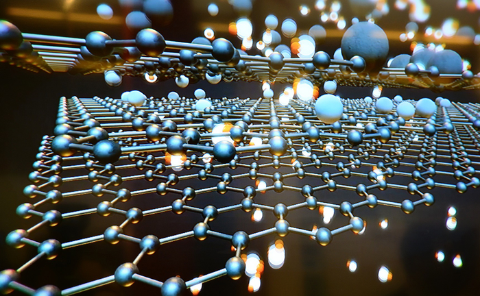 Science: Graphene substance absorbs air pollution