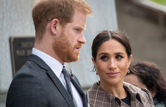 Harry starts new life with Meghan in Canada