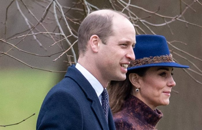 Kate Middleton, Prince William make surprise appearance at church