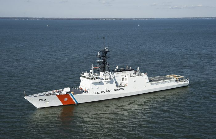 """US Coast Guard """"doubles down"""" on Pacific operations targeting China"""