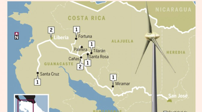 Costa Rica marks 300 days living alone with renewable energy