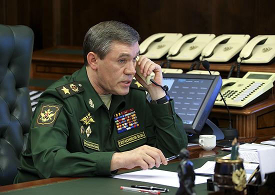 Russian, Turkish military chiefs discuss Idlib on phone