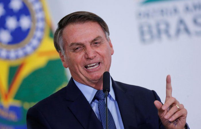 Brazil's president appoints army general chief of staff