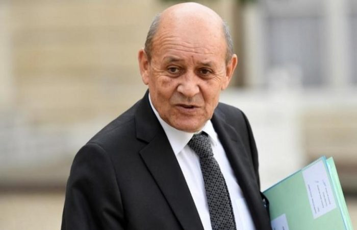Lebanese FM to meet Le Drian in Paris amid economic crisis