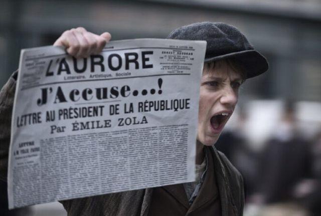 Roman Polanski gets César for best director for J'Accuse