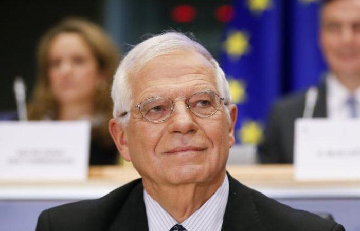 Top EU diplomat to visit Iran amid nuclear tensions