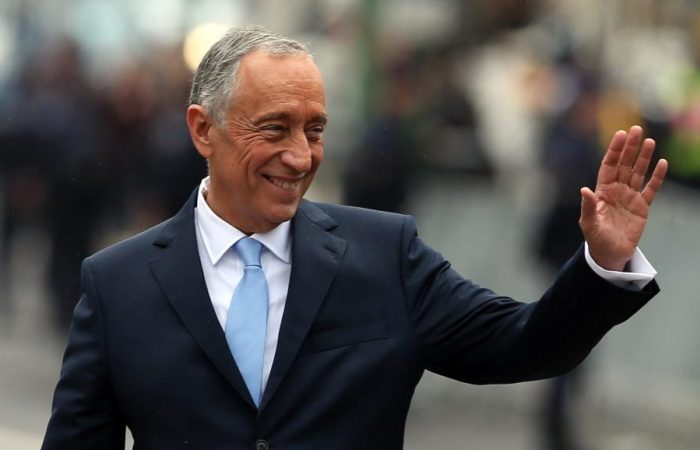 Portugal's president to visit India