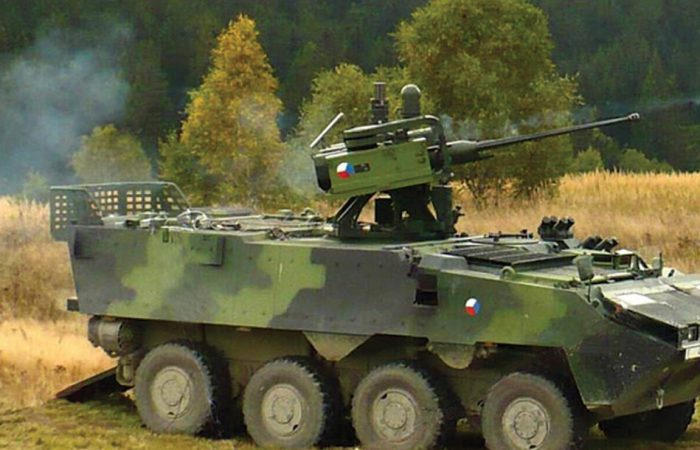 Latvia takes delivery of new Spike missile variants