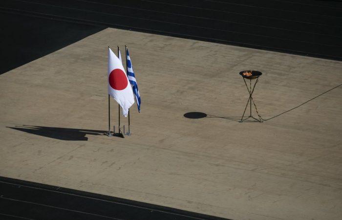 Japan picks up Olympic Committee baton despite COVID-19