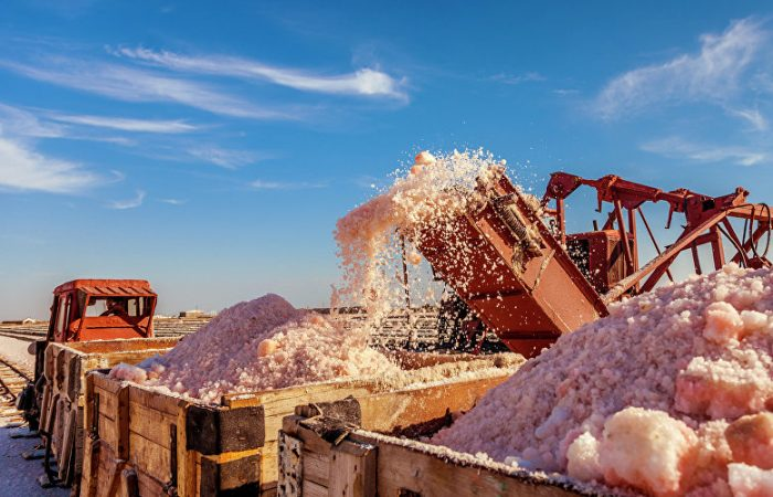 New salt production method invented