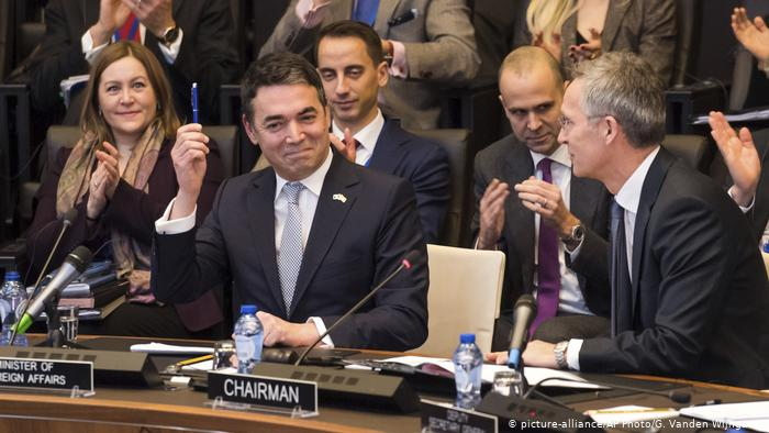 Northern Macedonia joins NATO