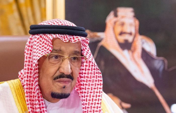 Saudi king offers to pay for coronavirus patients' treatment