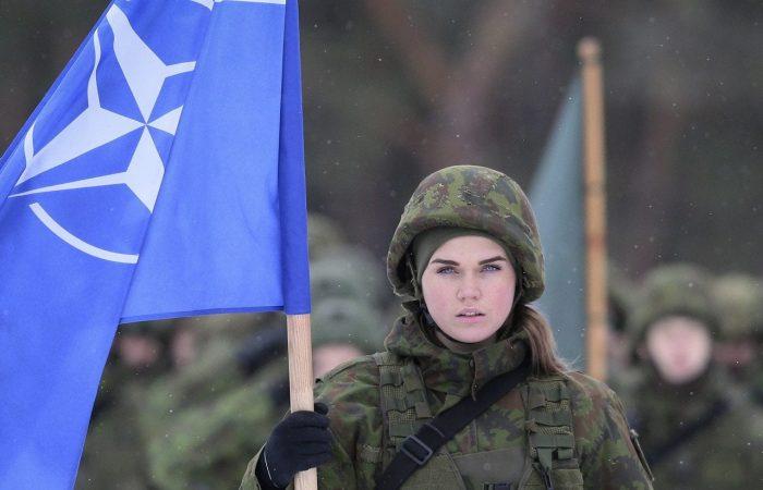 Estonia analyzes COVID-19's affect of NATO's combat capability