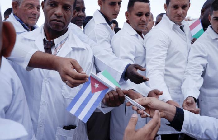 Coronavirus in Italy: Cuba sends medical help