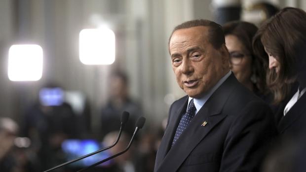 Silvio Berlusconi donates €10 million to fight coronavirus