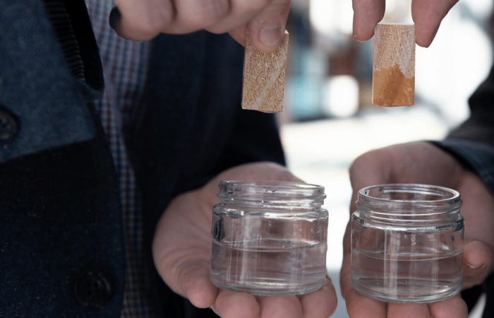 Science: Eco-friendly lumber can resist water and mould