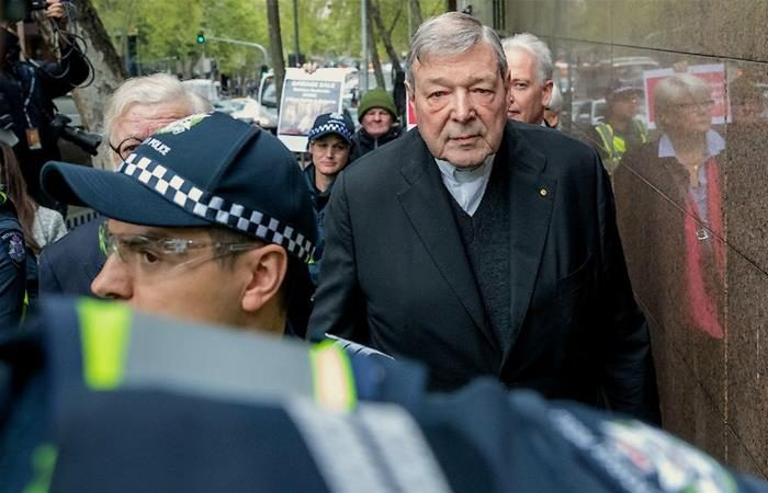 The former Vatican cardinal freed from jail, acquitted of sex offences