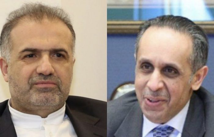 Iran-Kuwait continue regional talks in Russia