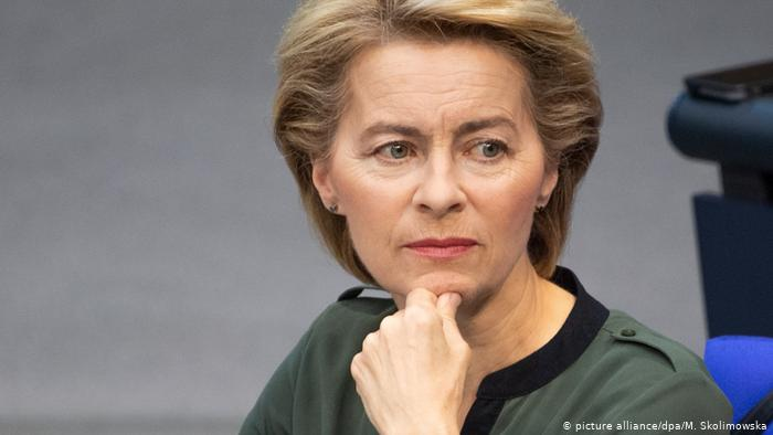 EU Commission apologizes to Italy over coronavirus response