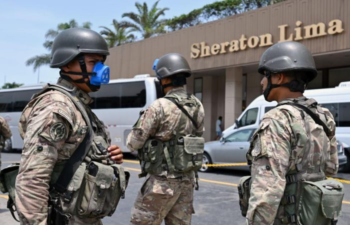Peru: military allowed to use lethal force to enforce the nationwide quarantine