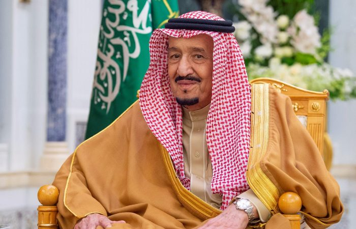 Saudi King receives phone call from Palestinian leader