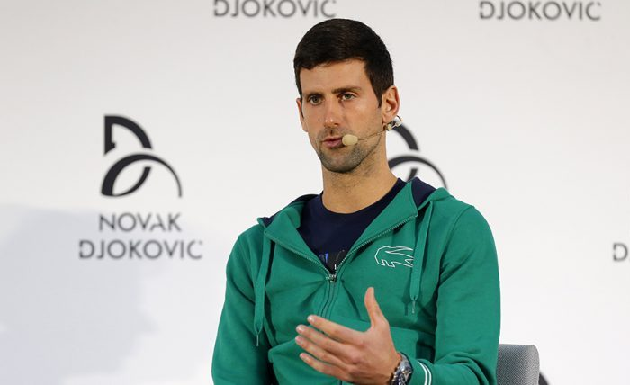 Tennis: Djokovic expects tennis to restart with regional tournaments
