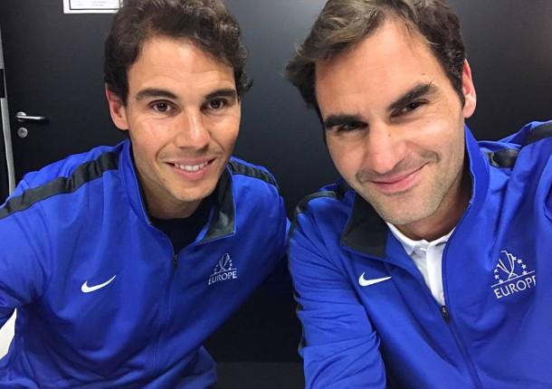 Roger Federer: Knee rehab progress is 'getting better again'