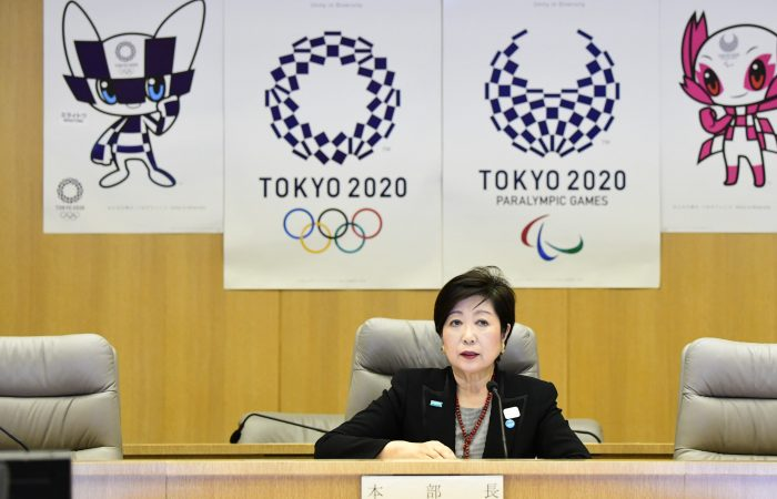 Tokyo weighs using Olympic facility for coronavirus patients