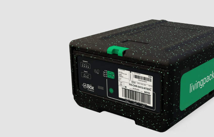 THE BOX: Smart packaging box can handle 1,000 shipments