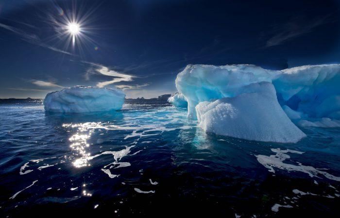 First 'heatwave' recorded in Antarctica