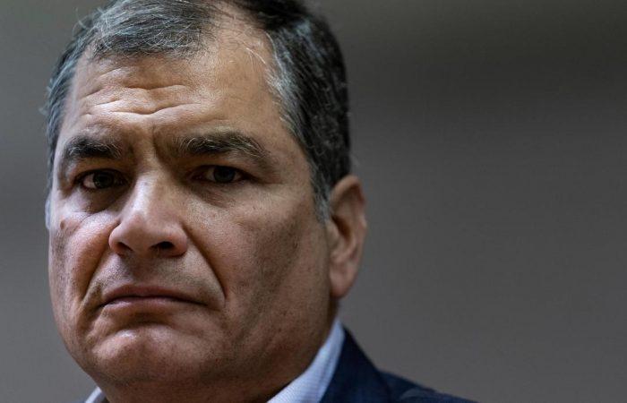 Ecuador's ex-president Rafael Correa found guilty of corruption