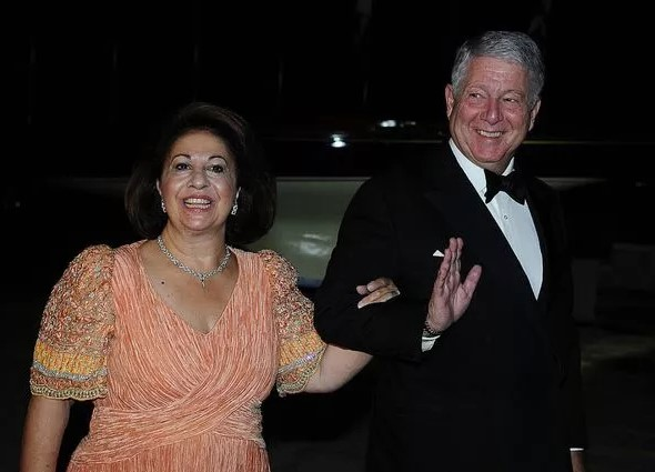 Serbian Princess Katherine donates medical equipment worth £450,000 to hospitals
