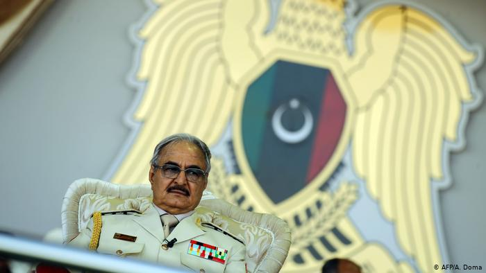 Haftar militia members surrender to Libyan Army at key airbase