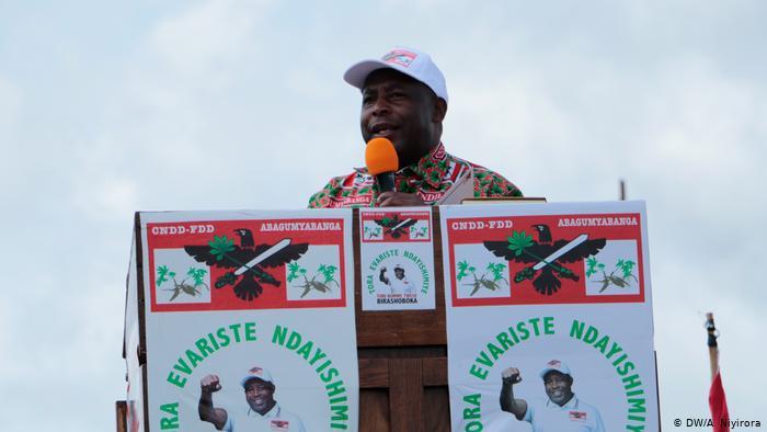 Burundians vote amid coronavirus outbreak