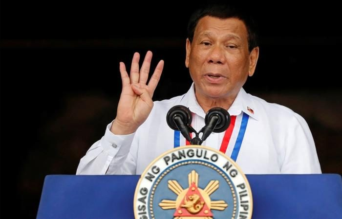 Duterte promised no school until COVID vaccine is available