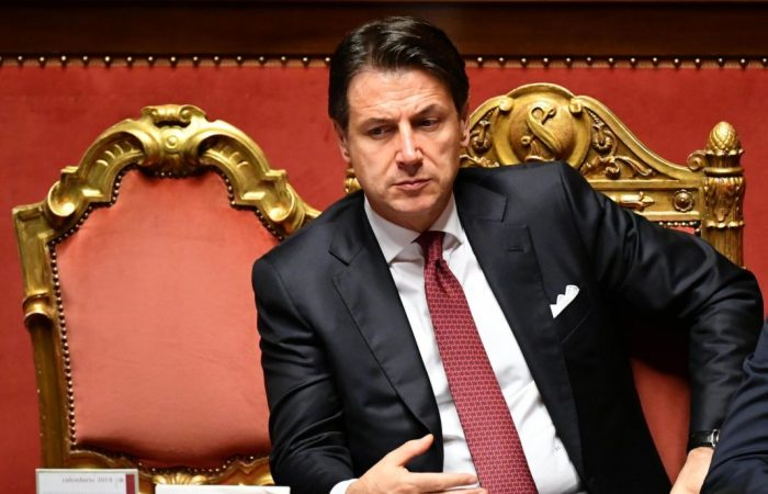 Italy's PM: 'Distorted stereotypes' as obstacle for common EU recovery