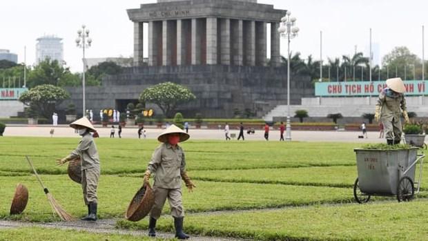 Life in Vietnam gradually returns to normal