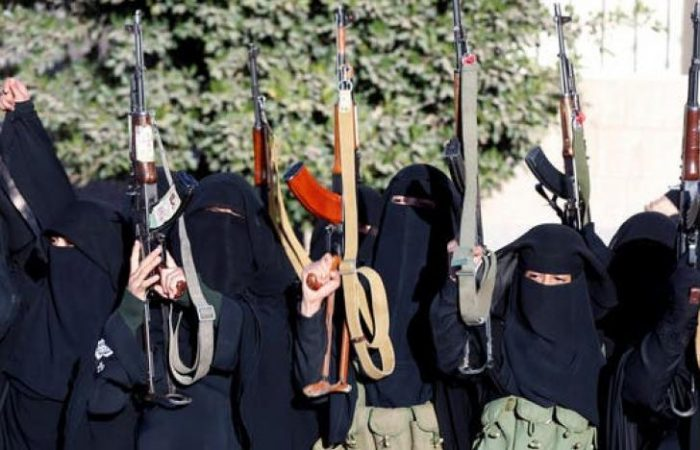 UN accuses Houthis of using all-female militia to suppress opposition