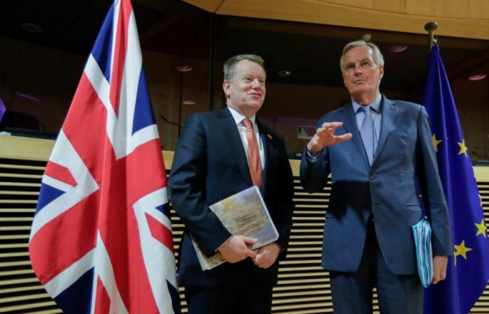 EU, UK intensify talks on post-Brexit future