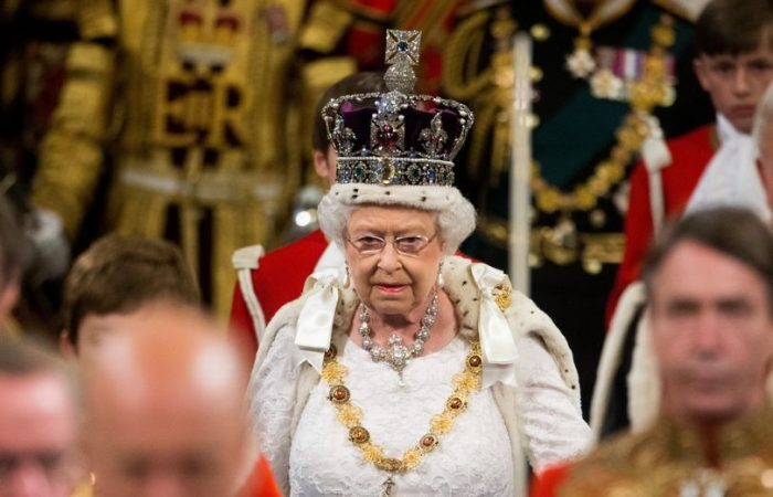 Britain's Crown Jewels formed close to Earth's core