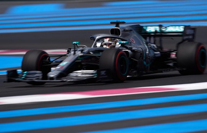 Formula One cancels races due to COVID-19
