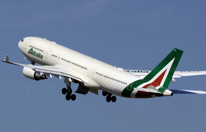 Italy's government presented new rules on flying