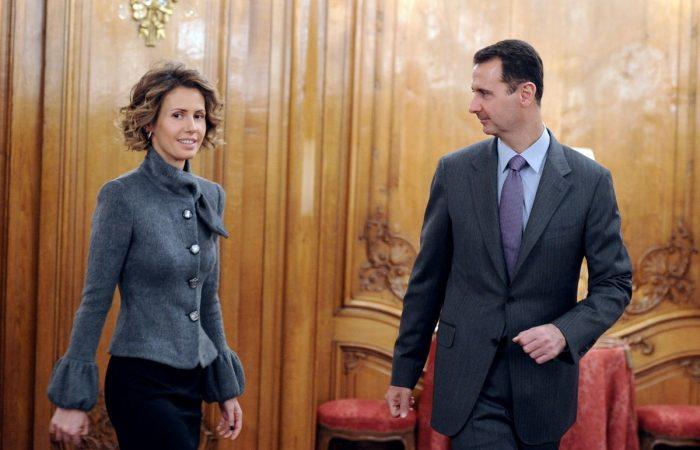 US no longer demanding ouster of Syria's Assad, envoy says