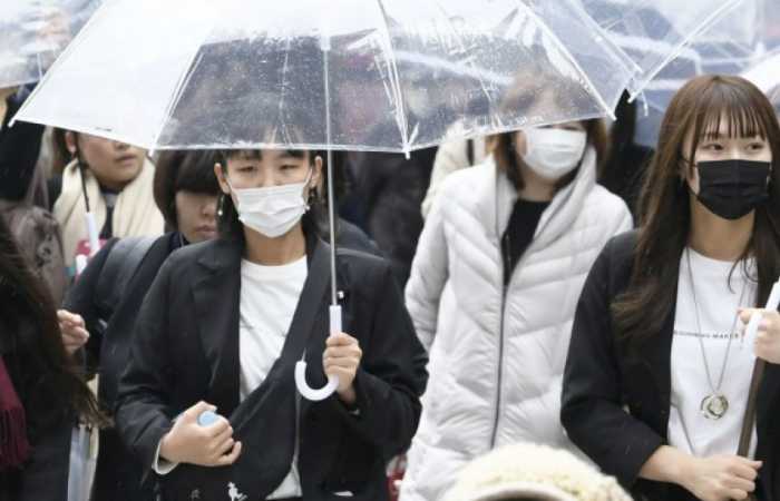 Japan faces 2nd wave of infections in Tokyo, Fukuoka