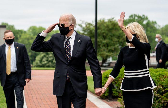 Joe Biden believes 10-15 percent of Americans are 'just not very good people'
