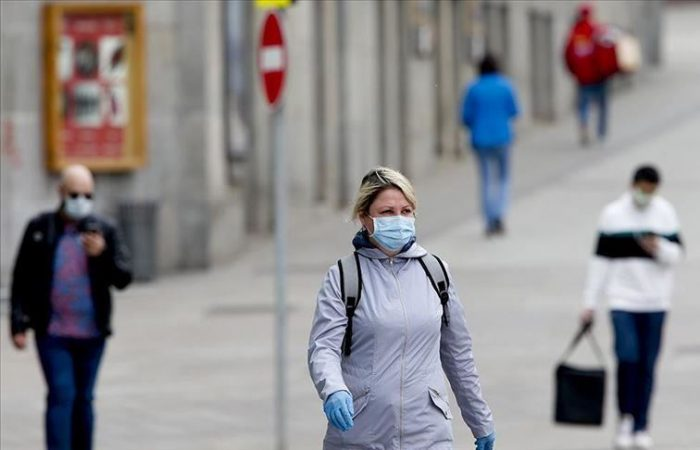 Russia reports lowest daily virus cases since April 30