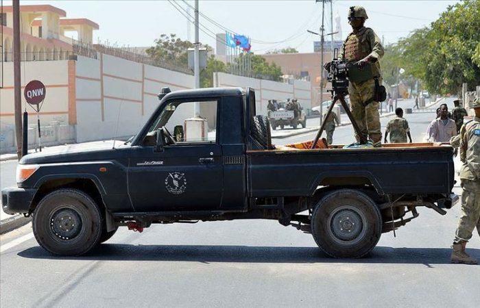 Suicide bombing kills two civilians outside Turkish base in Somalia