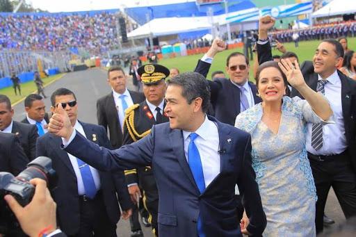 Honduran President hospitalized with COVID-19