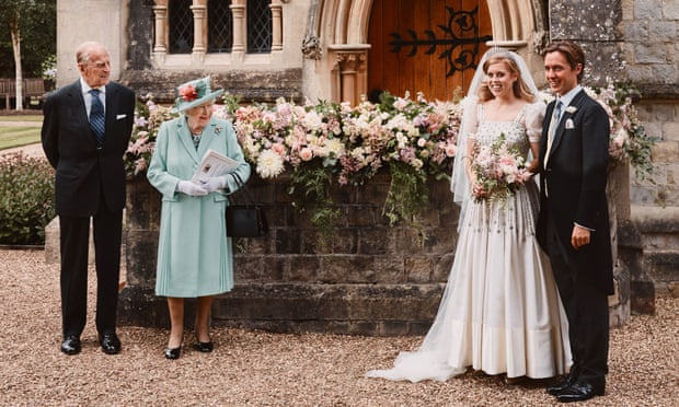Princess Beatrice, property tycoon Edoardo Mapelli Mozzi married at last
