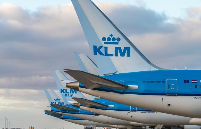 KLM group to cut up to 5,000 jobs due to COVID